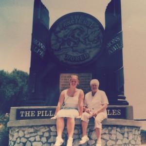 Oma - Oma en ik Gibraltar
