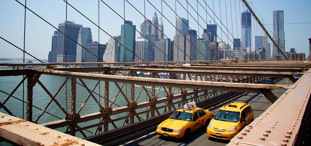 Redenen om te reizen  Wanderlust reizen new york city skyline