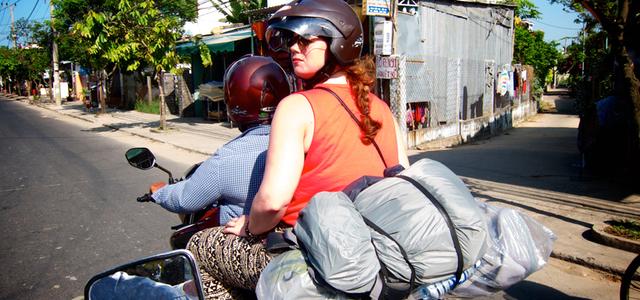 Redenen om te reizen wanderlust reizen Easy riders vietnam