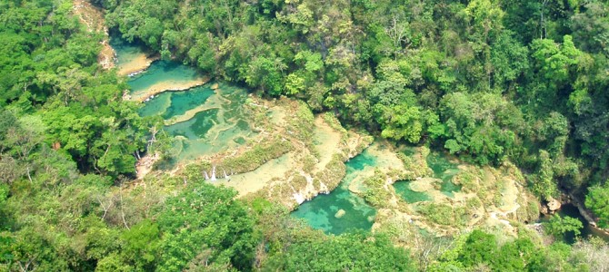 Top 5 plekken om te bezoeken in Guatemala