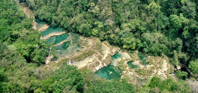 top 5 plekken Guatemala Zoetwaterbaden in Semuc Champey