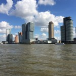 April foto dagboek lente in Rotterdam