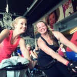 Fotodagboek April - spinningmarathon Roparun