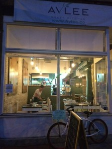 Grieks restaurant in Brooklyn