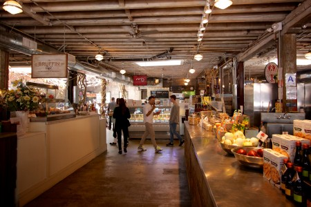 Gansevoort Market New York