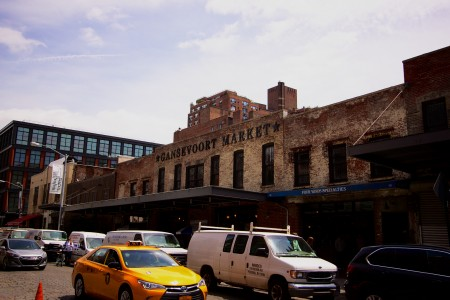 Gansevoort Market New York