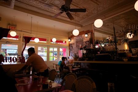 restaurant tip new york Ontbijten bij Café LULUc in Brooklyn