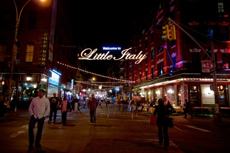 Gelso&Grand in Little Italy, NY