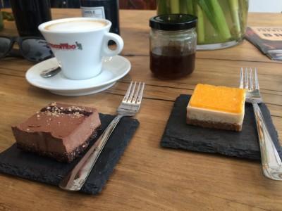 SUE food heerlijkheden bij Klup Rotterdam
