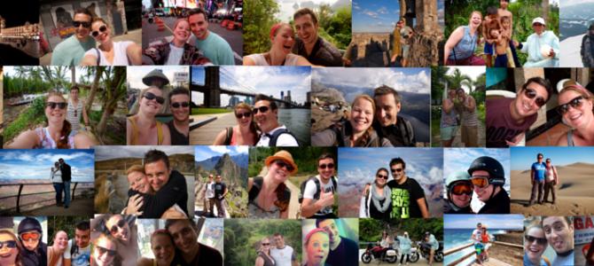 Dit is geen blog wordt blij van reizen!